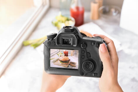 Optimize your food pictures
