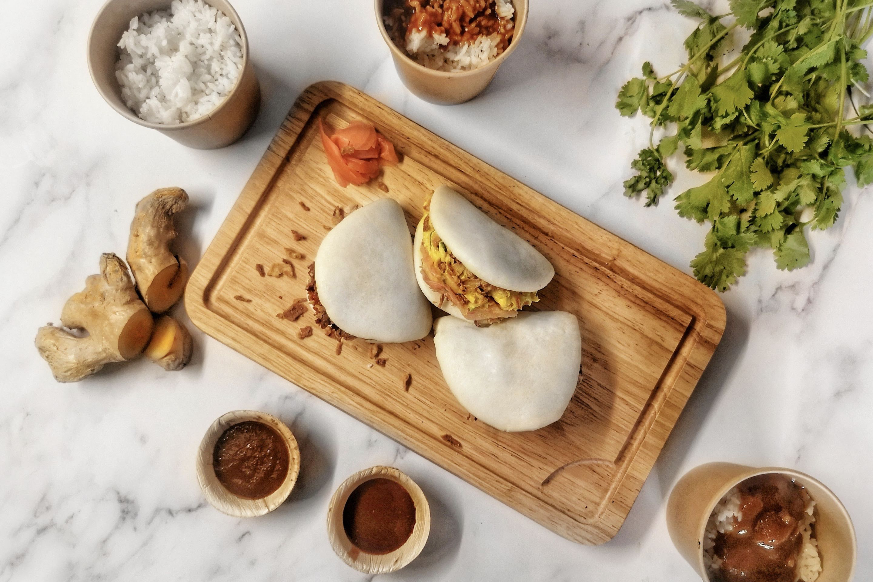Atomic Bao by Click&Savour
