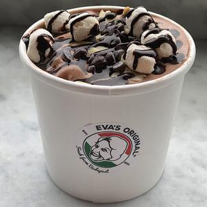 Eva's ice cream tub