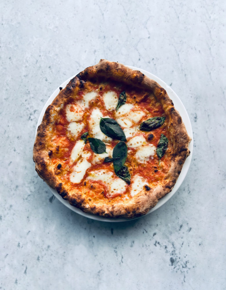 Pizza Beppe Margherita