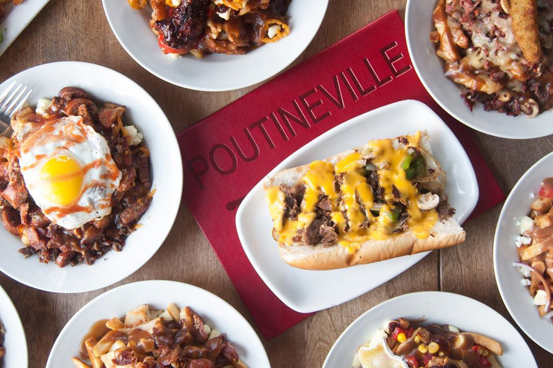Poutineville offer