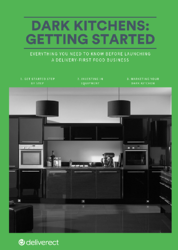 Dark kitchens: getting started