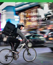 The added value of delivery