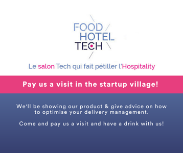 Food Hotel Tech Paris