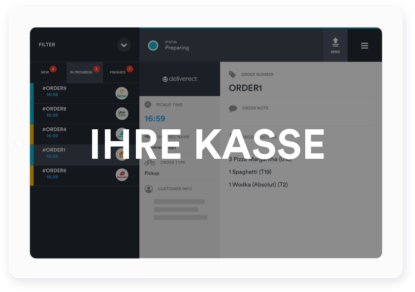 kasse_kasse integration